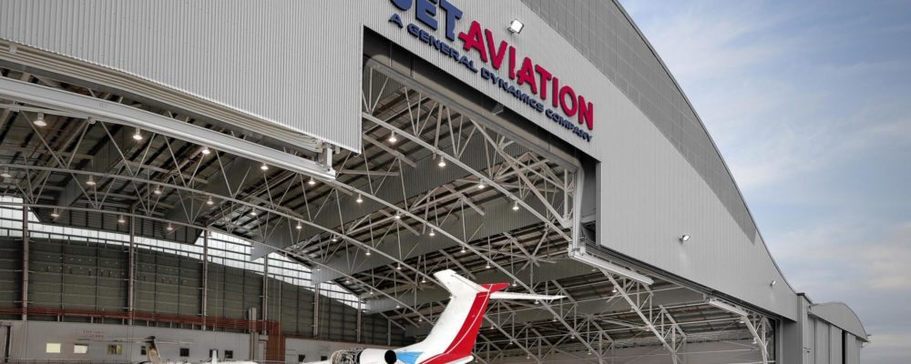 Visite de Jet Aviation