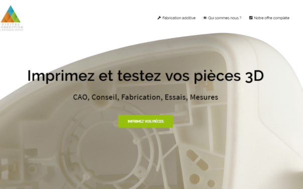 site-internet-fabrication-additive-mecasem