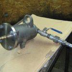 Essai de mise en pression sur des corps de cylindre- conception et réalisation du dispositif d'alimentation en air, ainsi que de l'outillage assurant l'étanchéité