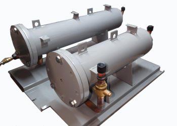 Reservoir acier